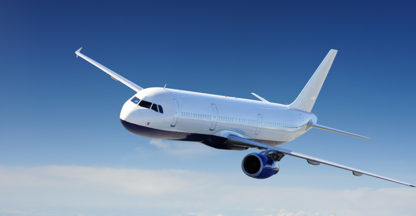 selidba avionom